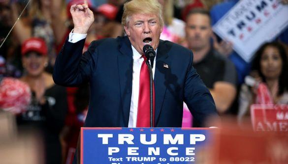 Дональд Трамп створив акаунт на інтернет-платформі Campaign Nucleus