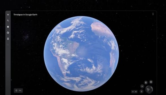 Сервіс Timelapse зафіксував зміни Землі. Подивіться у 3D, як тануть льодовики, ростуть міста та зникають ліси