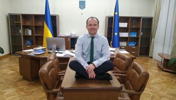 Міністр юстиції України виставив на продаж фотоколаж як NFT. Гроші підуть на ремонт СІЗО