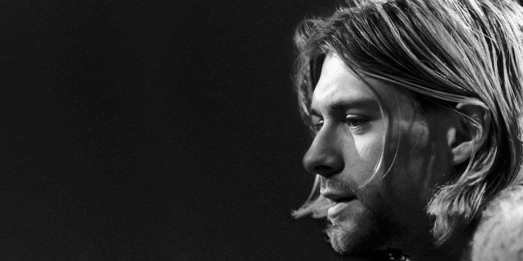 Останню фотосесію музиканта Курта Кобейна виставили на аукціон як NFT
