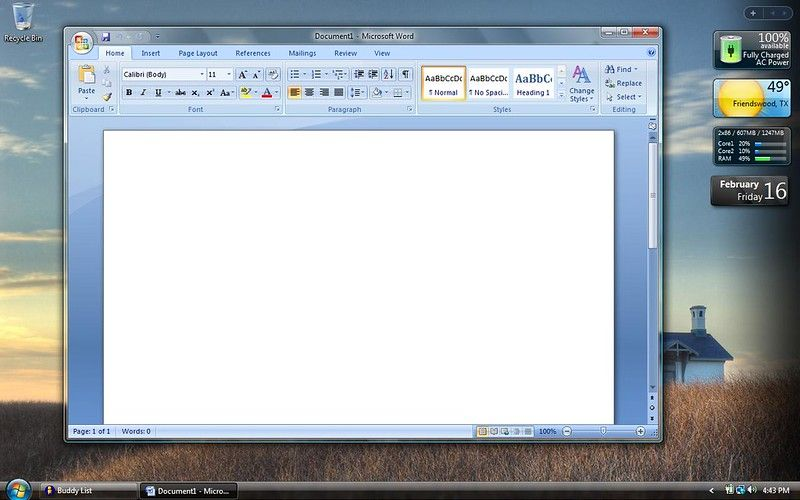 Microsoft змінить шрифт за замовчуванням у програмах Office