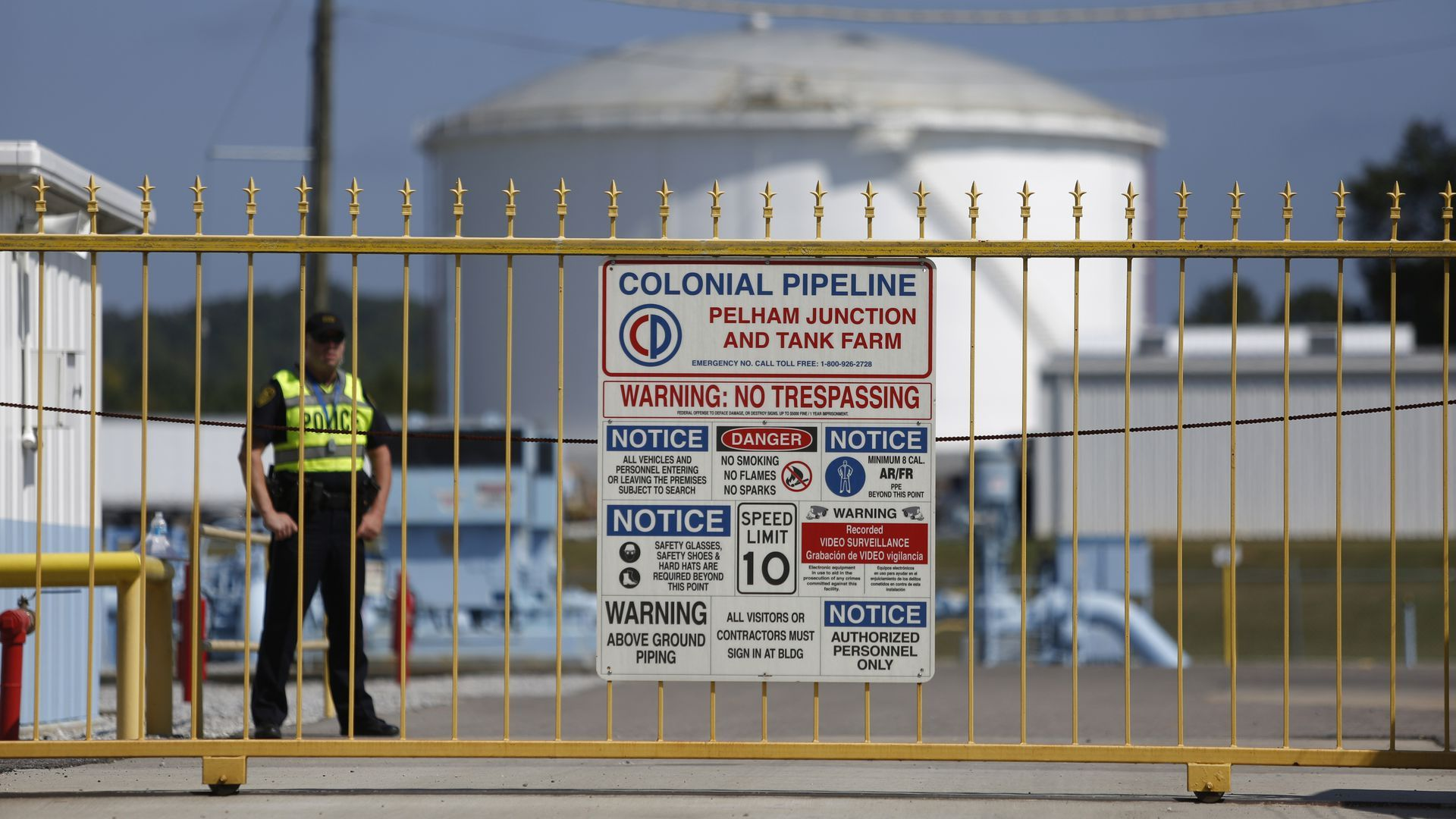 У США через кібератаку постраждав один із найбільших паливних трубопроводів