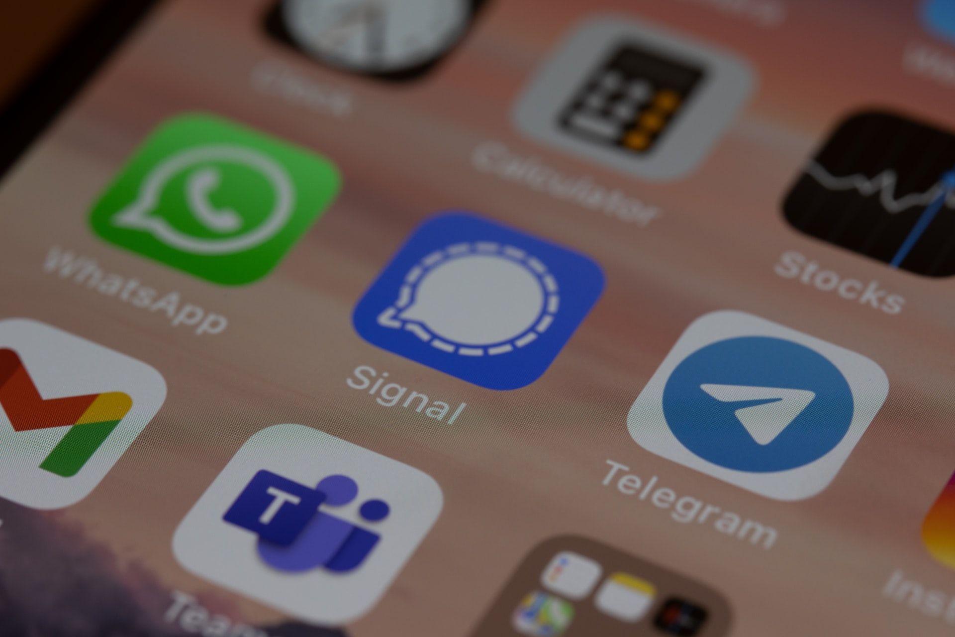 Московський суд виніс два штрафи компанії Telegram