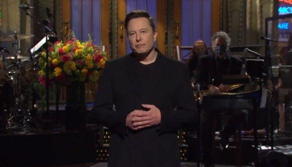 Ілон Маск став біднішим на 20 мільярдів доларів після виступу на шоу Saturday Night Live