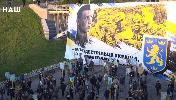 «Страна» і «Наш» модифікували кремлівський наратив про дивізію «Галичина» — моніторинг