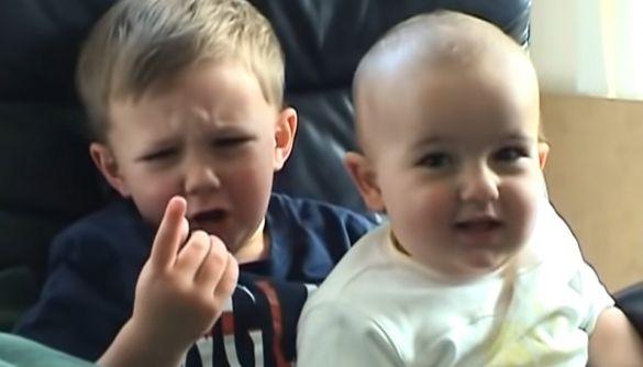Вірусне відео «Чарлі знову вкусив мене за палець» виставили на аукціон як NFT. Після продажу його видалять