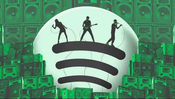 Spotify на платній основі транслюватиме в додатку живі концерти. Вартість квитка – $8