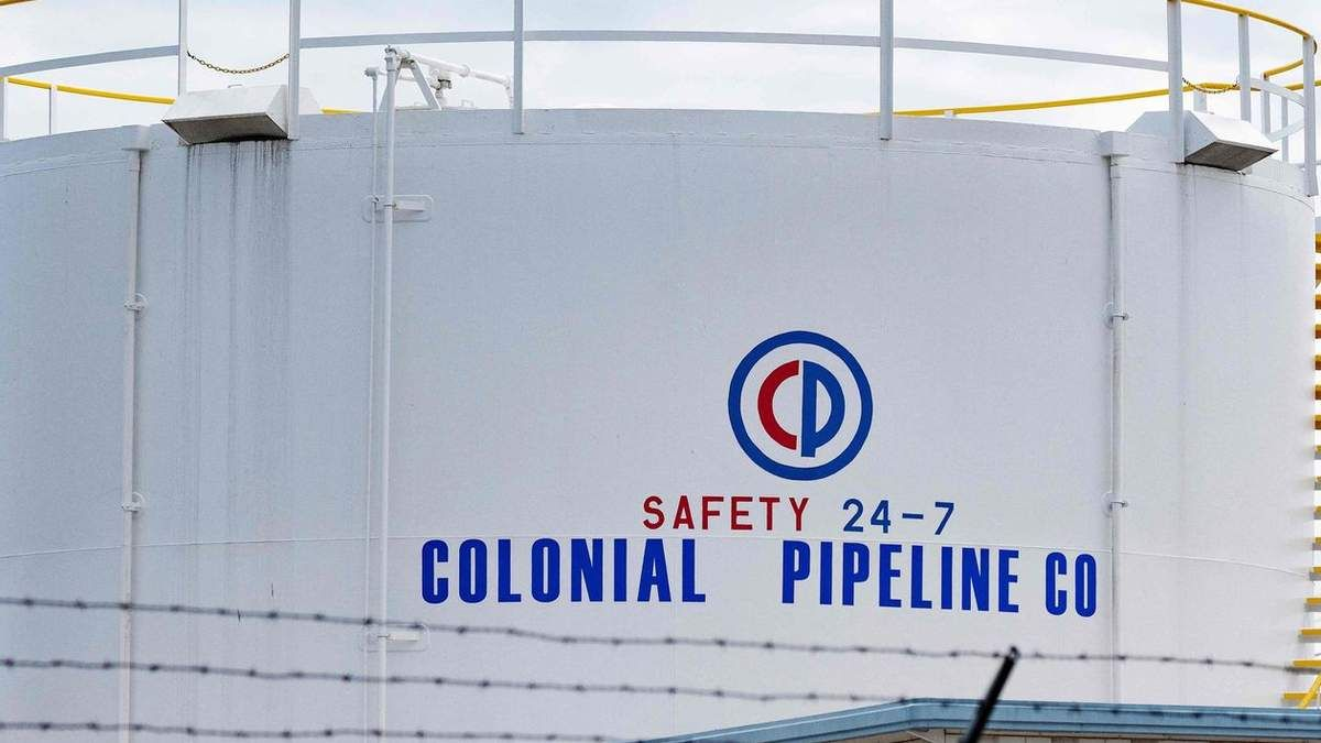 У Colonial Pipeline підтвердили, що заплатили хакерам $4,4 млн викупу