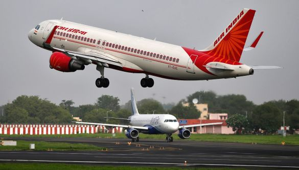 Хакери атакували сервери авіакомпанії Air India і викрали дані 4,5 млн користувачів