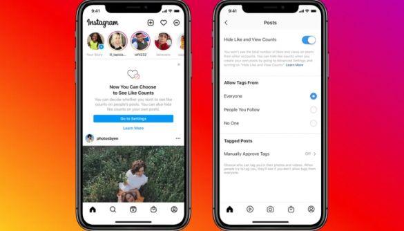 Користувачам Instagram та Facebook надали можливість приховувати лічильник «лайків»