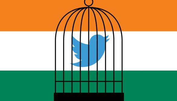 Індія попереджає Twitter про «непередбачувані наслідки» через недотримання нових правил для соцмереж