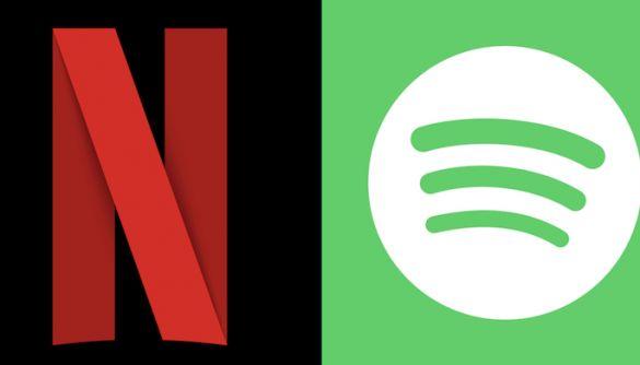 Netflix створить художній серіал про історію Spotify