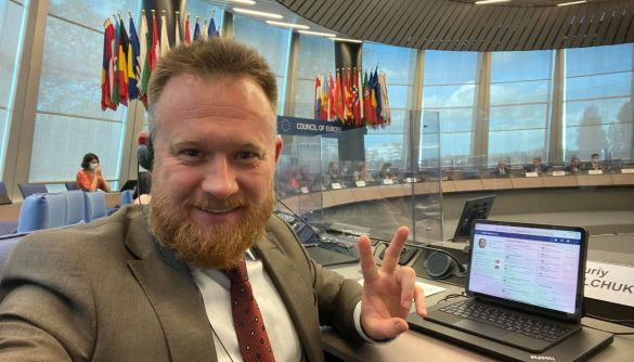 Нардеп Камельчук став спікером з питань COVID-паспортів у ПАРЄ. Раніше він називав коронавірус «вигадкою»