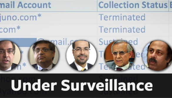 АНБ шпигувало за визначними американцями-мусульманами