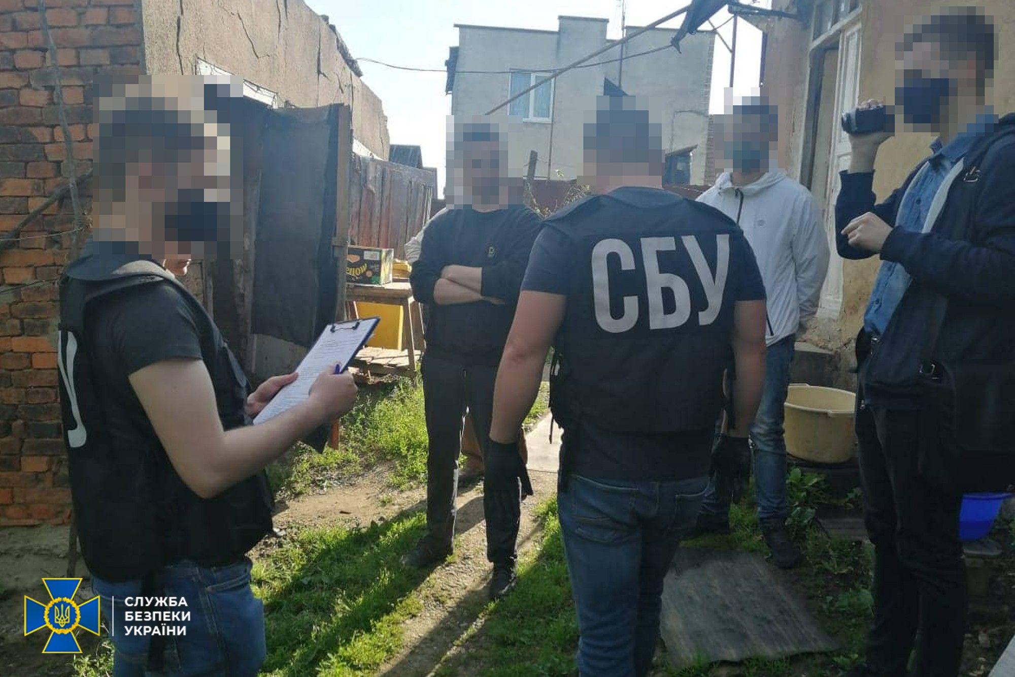 СБУ заявила про викриття міжрегіональної мережі антиукраїнських агітаторів, які працювали на РФ