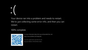 Microsoft змінила свій знаменитий «синій екран смерті». У Windows 11 він став чорним