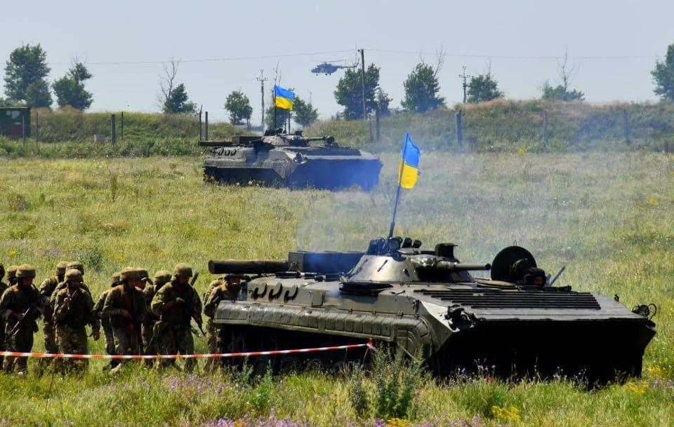 Facebook прибрала попередження зі сторінки Сухопутних військ України
