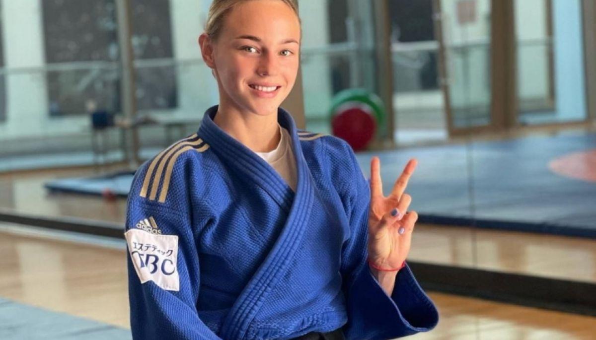 Бронзова призерка Олімпіади Дар'я Білодід спростувала інформацію ЗМІ про призупинення кар'єри