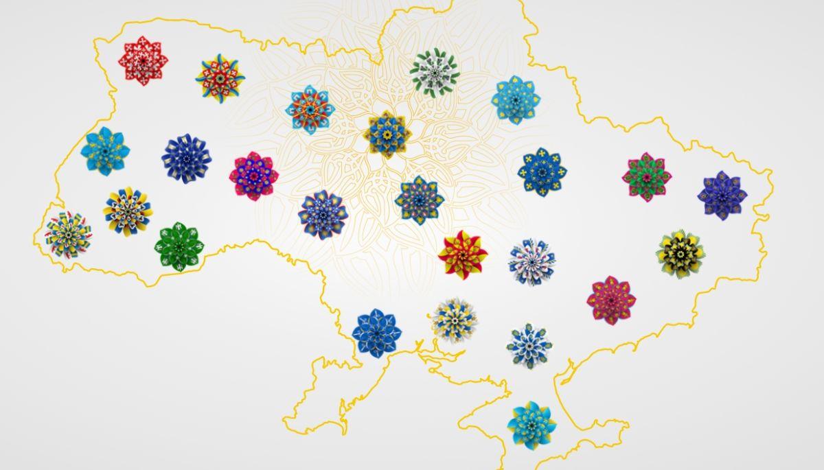 В Україні презентували Цифрову мапу подій до Дня Незалежності