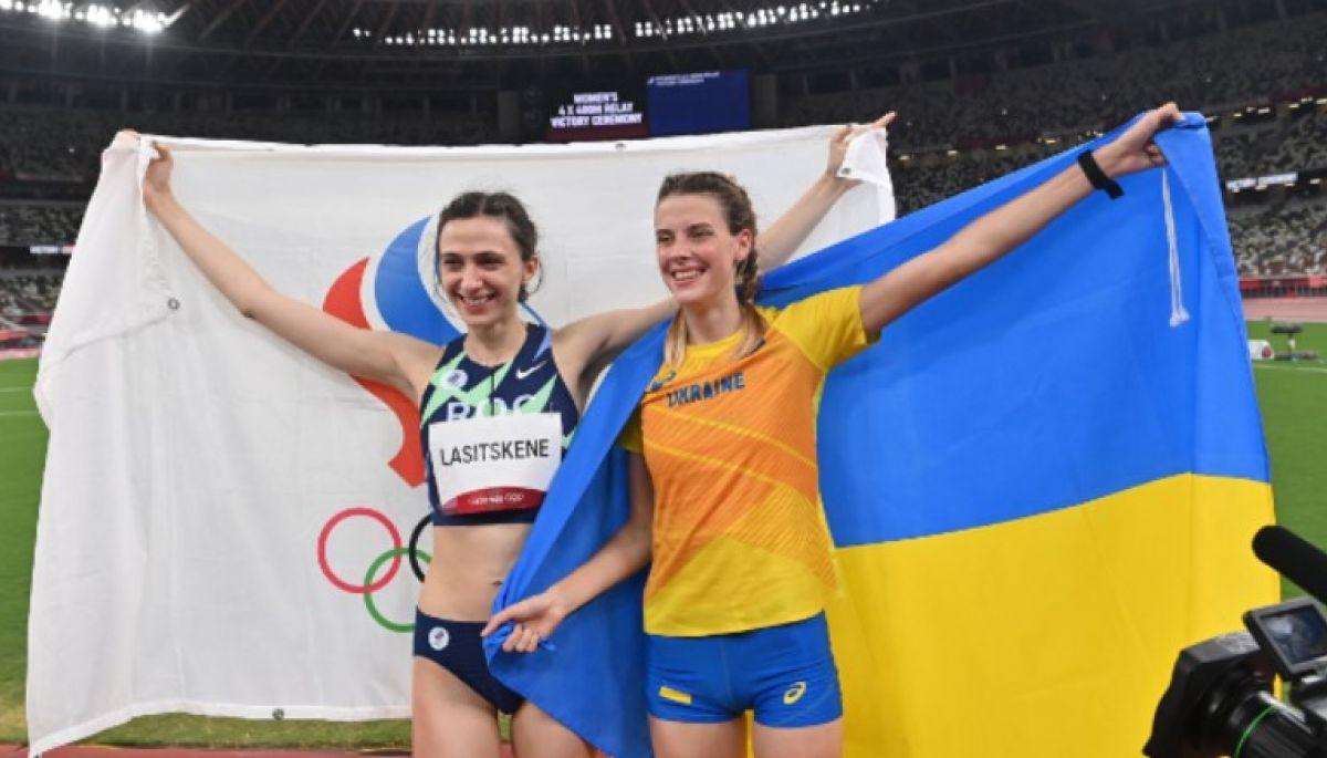 Обійми Магучіх з росіянкою на Олімпіаді. У Міноборони попередили, що РФ може використати інцидент для інформаційних спецоперацій