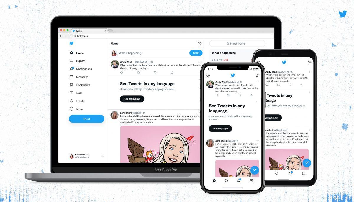 Twitter оновила дизайн вебверсії