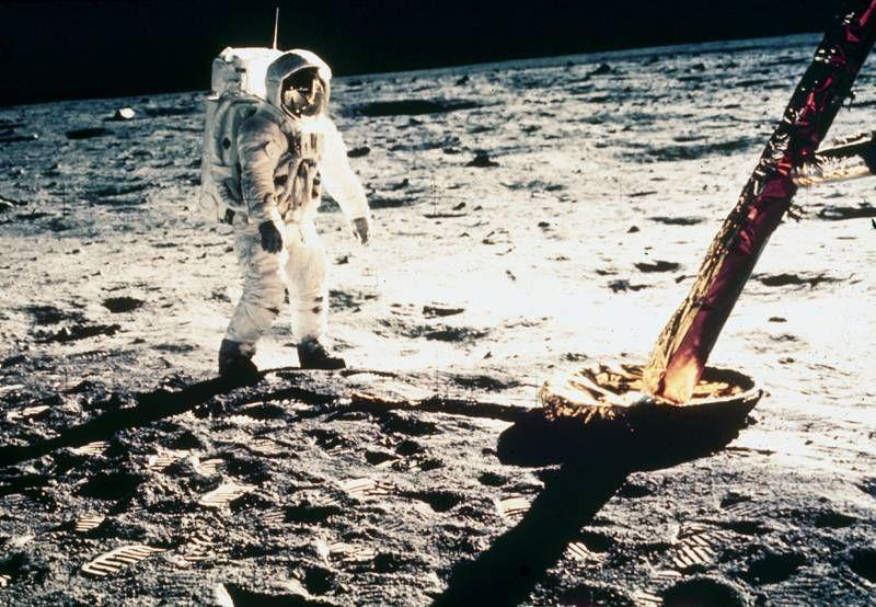 Єгипетська журналістка «переписала» історію висадки на Місяць за допомогою deepfake. Цей фільм номінували на «Еммі»