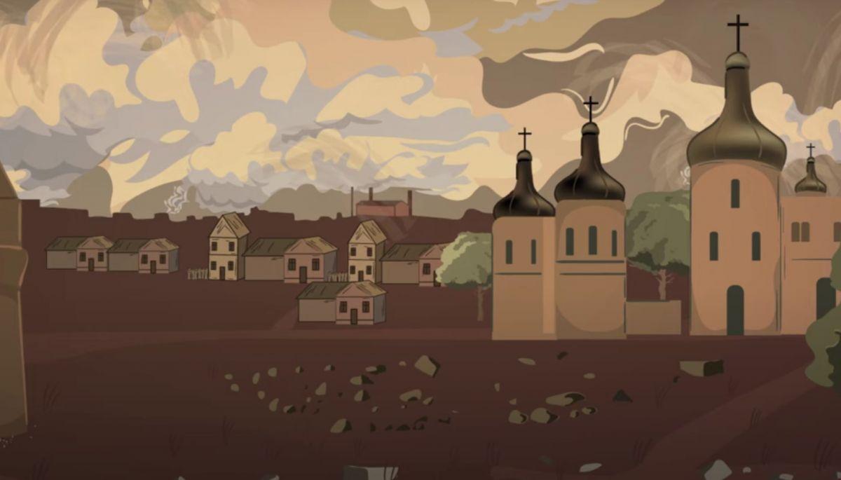 На ютуб-каналі Pivden Artbook презентували анімаційні відеоролики про історію Одещини