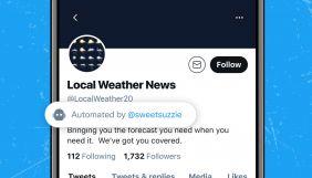 Twitter позначатиме акаунти ботів