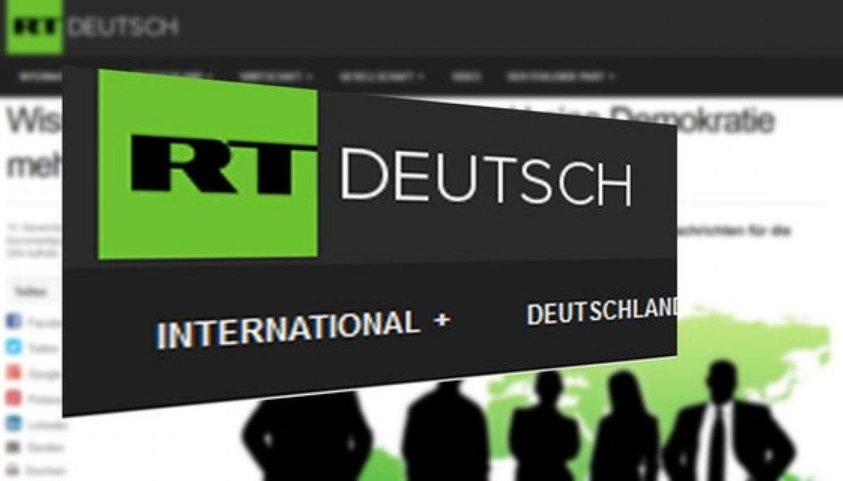 YouTube заблокував два німецьких канали RT. Росія погрожує наслідками для німецьких ЗМІ