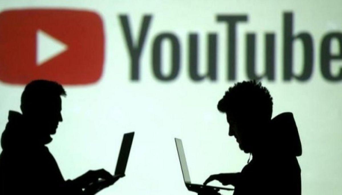 Роскомнагляд пригрозив заблокувати YouTube, якщо з каналів RT не знімуть обмеження