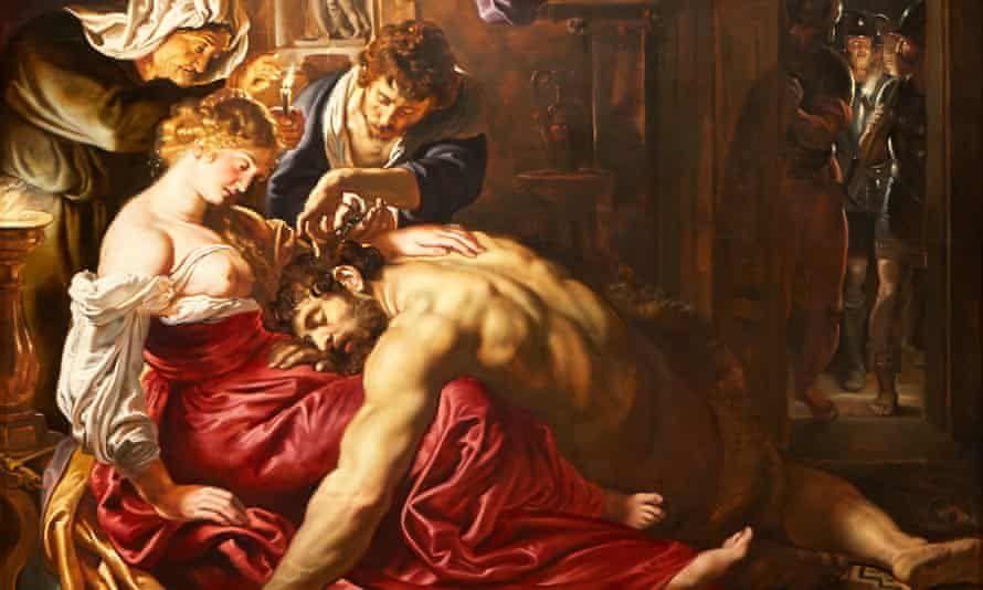 Нейромережа назвала фальшивкою картину Рубенса, яку Національна галерея Лондона придбала за майже $9 млн