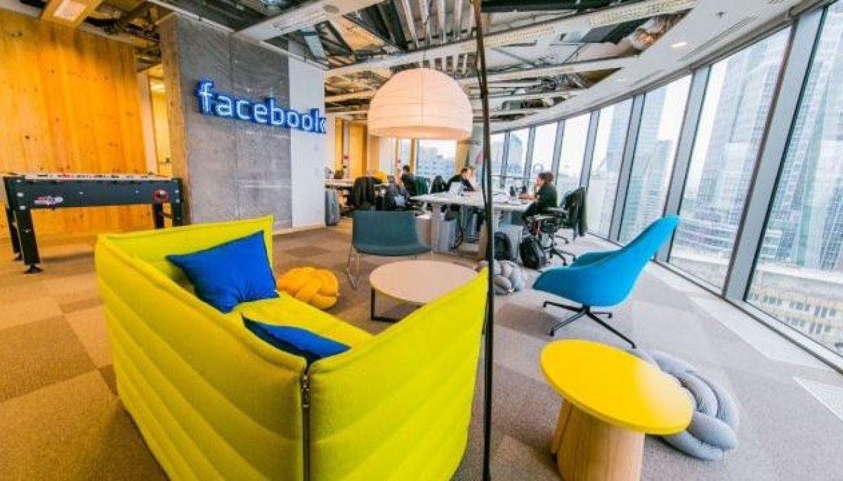 Facebook вважає, що працює на українському ринку ефективно і без офіційного представництва