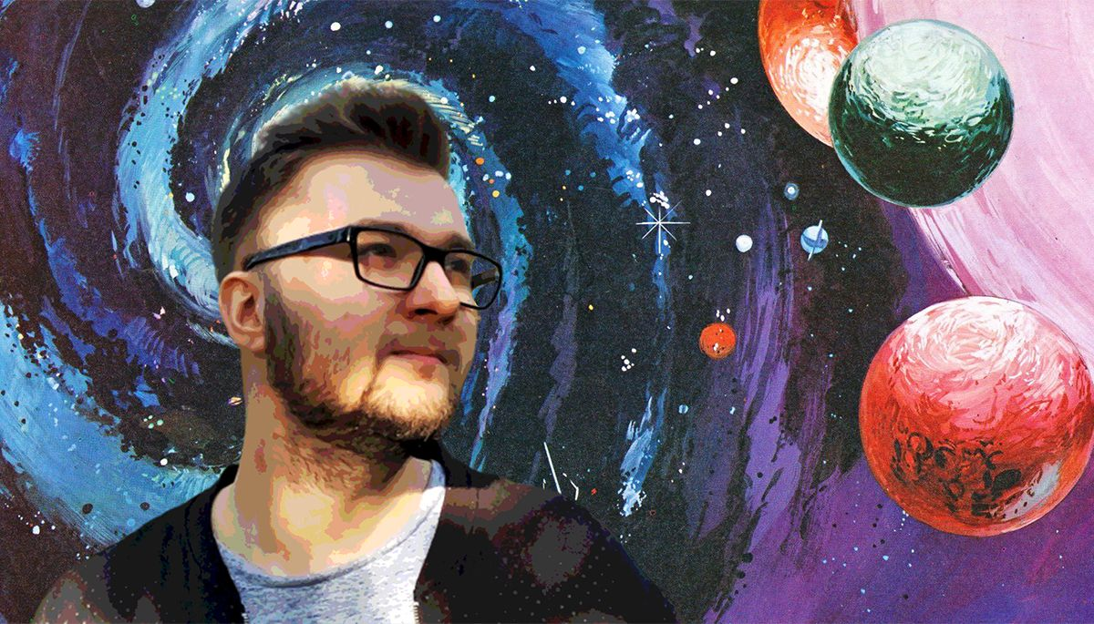 Українська зоряна система на ютубі. Інтерв'ю з керівником проєкту «Альфа Центавра» Павлом Поцелуєвим