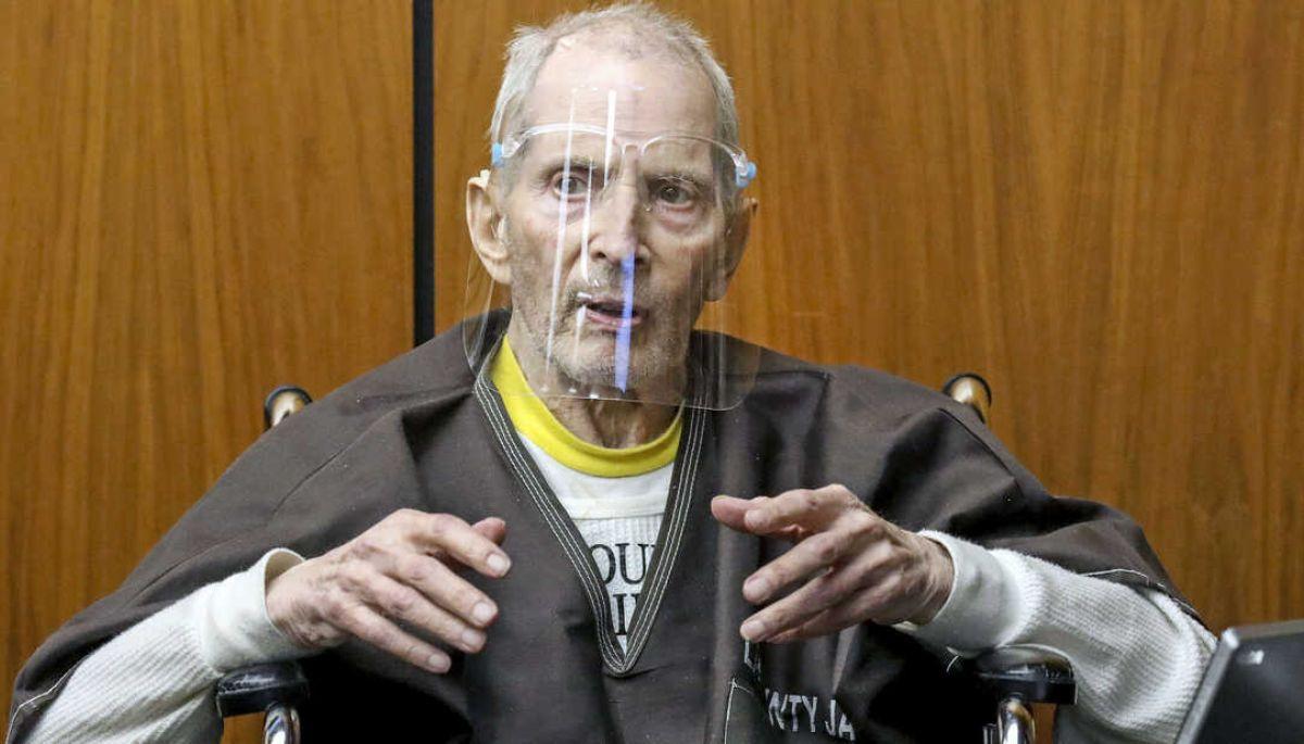На 21 рік засудили американського мільйонера, який  під час зйомок серіалу HBO про самого себе випадково зізнався у вбивстві