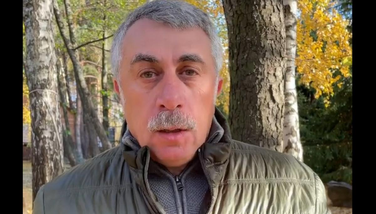 Комаровський розкритикував Зеленського за видалення допису про «необхідність вакцинації». ОПУ пояснив причину