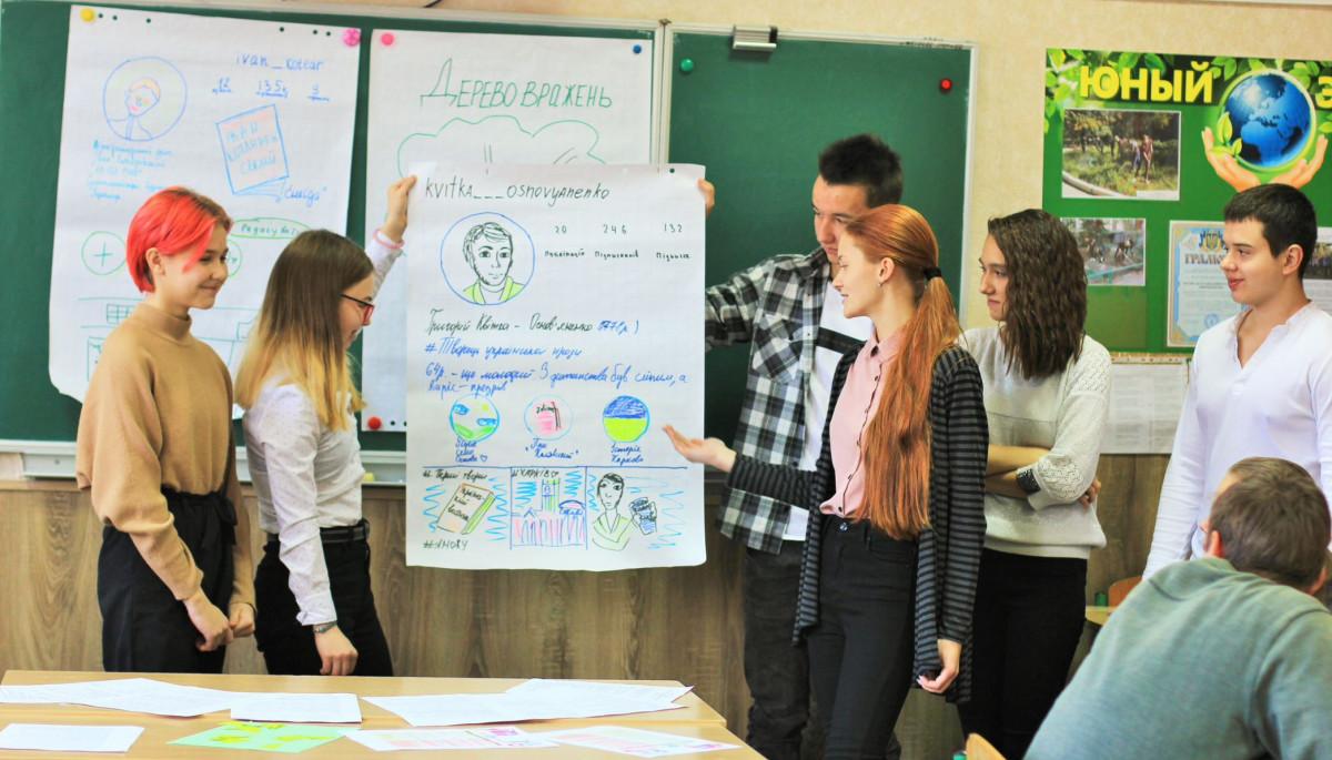 IREX розшукує вчителів, які долучаться до проєкту «Вивчай та розрізняй: інфо-медійна грамотність»