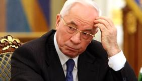 Пароксизми публічності від Азарова