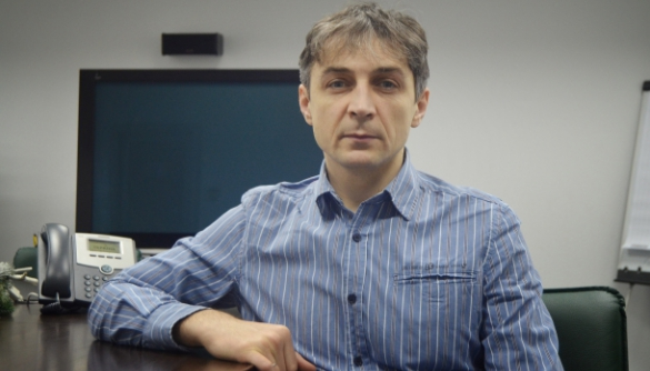 Сергій Поліщук: «Бути універсальним журналістом складно, краще бути професіоналом у вузькій галузі»