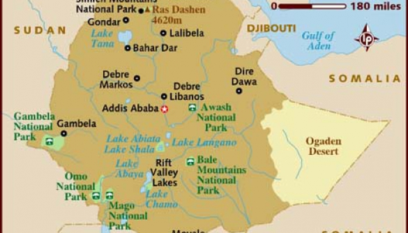 В Ефіопії за звинуваченням у тероризмі судять блогерів та журналістів