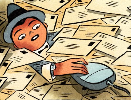 Як навести лад в електронній пошті