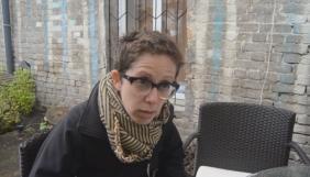Шира Пінсон: «Майдан – це як… фабрика історій та характерів»