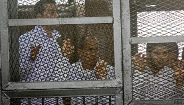 У Єгипті трьох журналістів Al-Jazeera засудили до семи років ув'язнення