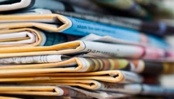 Інформаційний голод не тітка, газети не піднесе