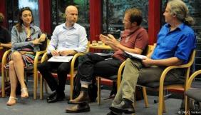 У Німеччині журналісти з різних країн обговорили висвітлення українських подій