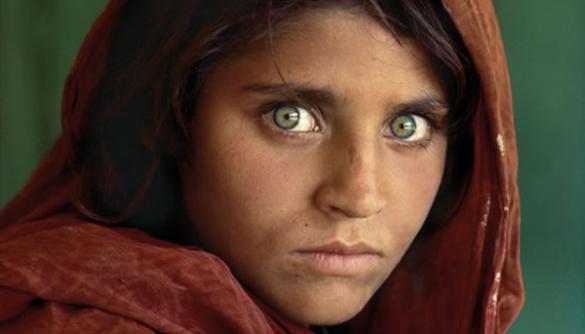 Афганська Мона Ліза