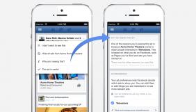Facebook пояснюватиме користувачам, чому показує саме таку рекламу