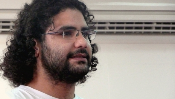 В Єгипті засудили відомого блоґера та політичного активіста Алаа Абделя Фаттаха