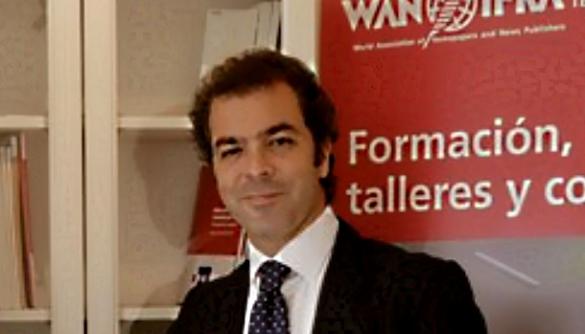 Хосе Маріа Морено: «Конкурентами газет є Google та Yahoo!, а не інші видання»