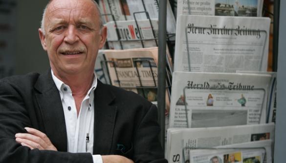 «Ролевой» репортер Герхард Кромшредер