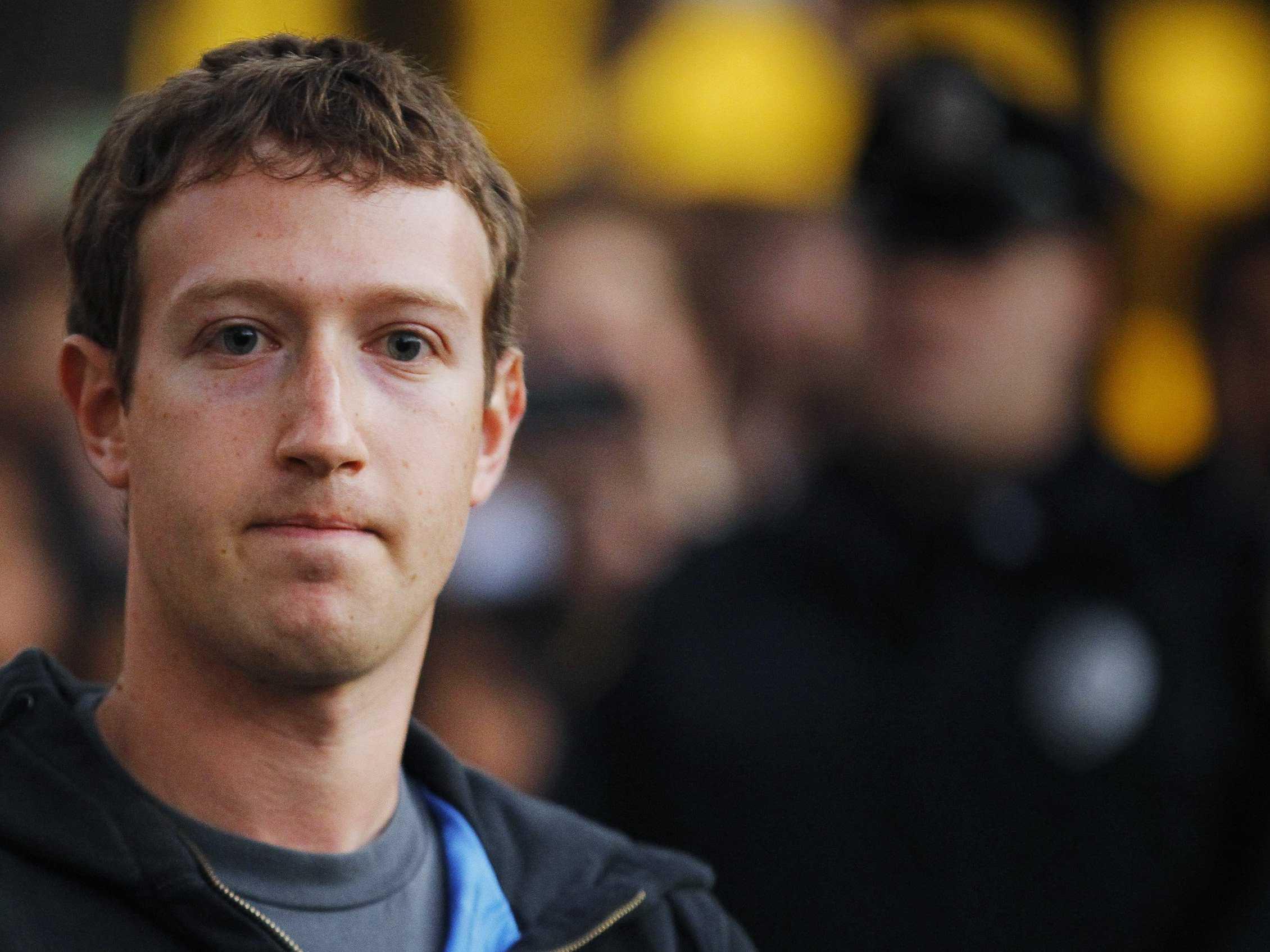 Іранський суд викликає Марка Цукерберга на судове засідання